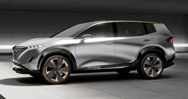 Nissan tính làm SUV cỡ lớn hoàn toàn mới và đây là những thông tin hé lộ đầu tiên