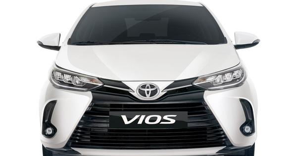 Toyota Vios đầu như Camry chốt giá cao nhất 500 triệu đồng tại Philippines – Ao ước của người Việt