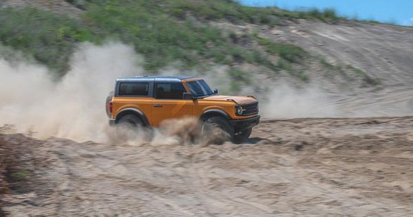 Ford Bronco cháy hàng, đại gia Việt muốn đặt mua thì phải chờ ít nhất 2 năm