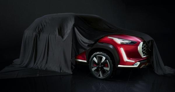 Nissan nhá hàng SUV nhỏ giá rẻ đấu Kia Seltos sắp ra mắt Việt Nam