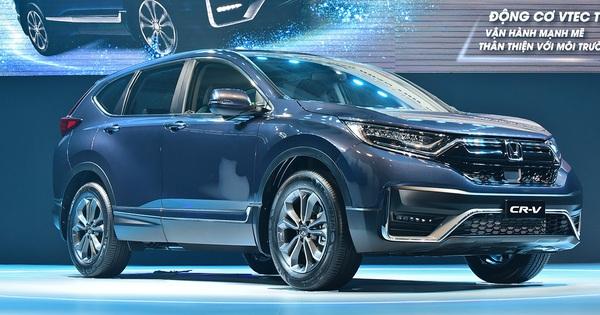 """Honda CR-V 2020 lắp ráp giá từ 998 triệu đồng: Tiêu chuẩn hoá công nghệ an toàn """"khủng"""" đấu Mazda CX-5"""