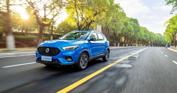 Còn chưa ra mắt tại Việt Nam, MG ZS chuẩn bị có bản nâng cấp ở nước ngoài nhằm đối đầu với Hyundai Kona và Honda HR-V