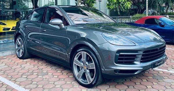 """Dân chơi Hòa Bình chi hẳn 1,5 tỷ đồng để mua """"option"""" cho chiếc Porsche Cayenne S Coupe"""