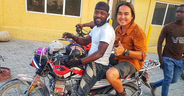"""1111 ngày vòng quanh thế giới bằng xe máy, """"phượt thủ"""" Trần Đặng Đăng Khoa: Càng đi càng thấy mình hai lúa, kiến thức hạn hẹp…"""