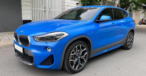 """Chạy 10.000 km, BMW X2 được rao bán với giá ngang ngửa VinFast Lux SA2.0 """"đập hộp"""""""