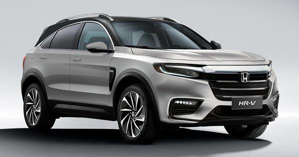 Đây có thể là Honda HR-V mới – Hyundai Kona cần dè chừng