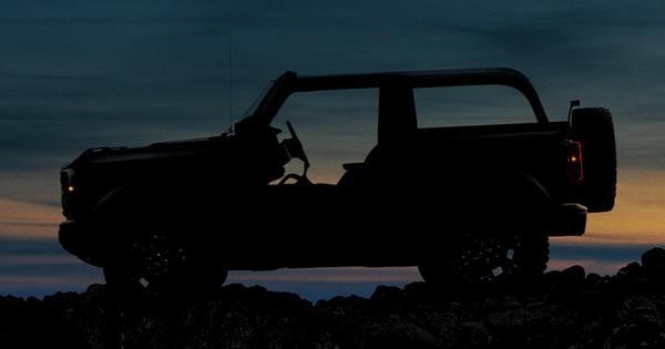 Ford chính thức tách Bronco thành thương hiệu SUV riêng, khoe bộ 3 khởi đầu