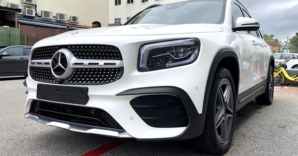 Mercedes-Benz GLB giá dự kiến 2,05 tỷ đồng – SUV 7 chỗ mới cho nhà giàu Việt