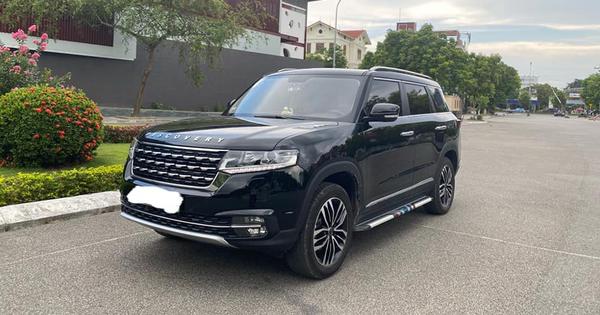 """""""Range Rover Trung Quốc"""" vừa hết rodai, chủ nhân vội bán với giá ngang Toyota Vios 2020"""