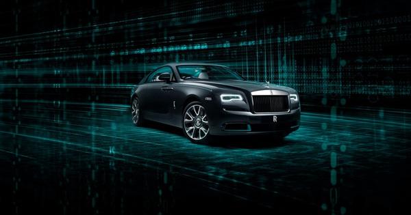 Rolls-Royce Wraith Kryptos – Khi nhà giàu bị thách đố giải Mật mã Da Vinci của làng xe
