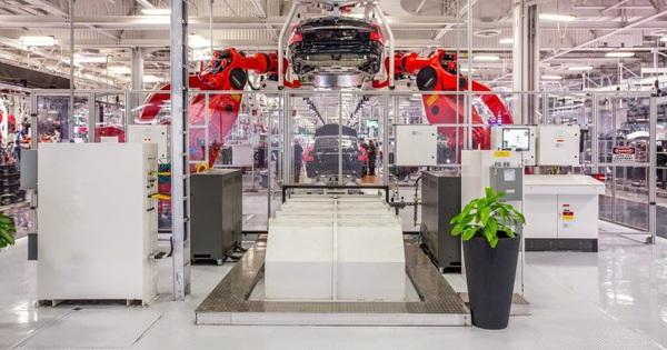 Tesla tính mở thêm siêu nhà máy tại châu Á