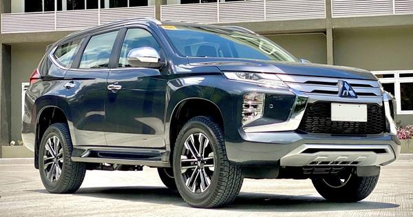 Mitsubishi Pajero Sport 2020 sắp bán tại Việt Nam lộ loạt ...