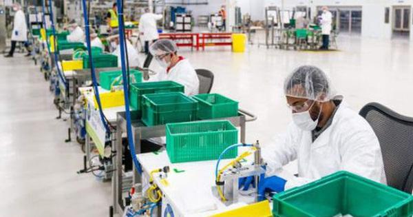 GM cung cấp bản thiết kế sản xuất khẩu trang cho 600 nhà cung cấp phụ tùng
