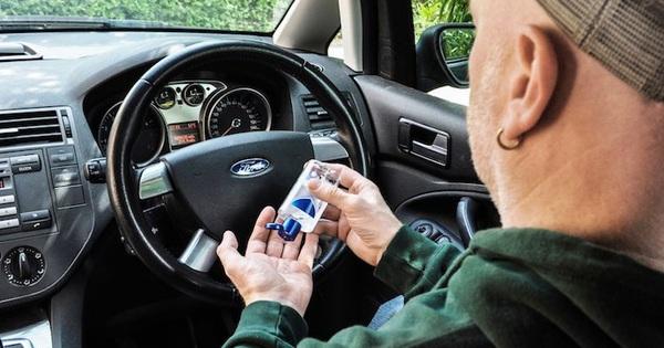 Nội thất xe Ford có phủ lớp bảo vệ đối với dung dịch sát khuẩn