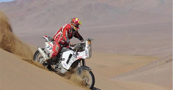 Chặng 10 Motor Dakar: Tử thần ám ảnh!
