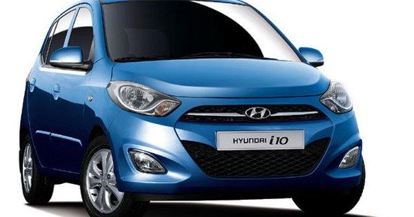 Hyundai Thành Công ra mắt i10 2011