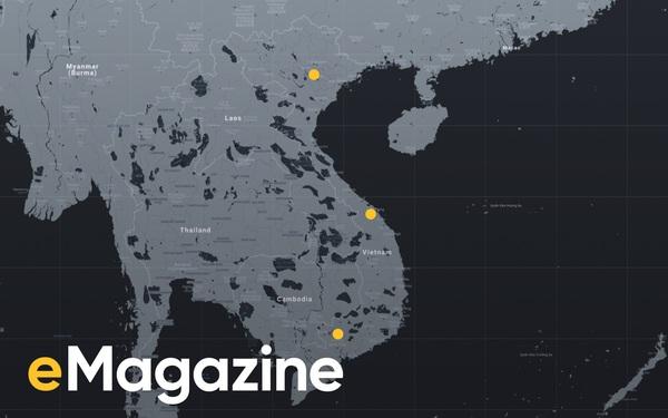 Bản đồ siêu xe Việt Nam: 1 click biết hết các xe khủng đang ở đâu, như thế nào