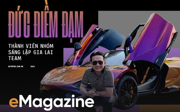 Đức Điềm Đạm: Từ lau dọn 3 USD/giờ tới sở hữu dàn xe 1,5 triệu USD, hé lộ hành trình siêu xe ở Việt Nam