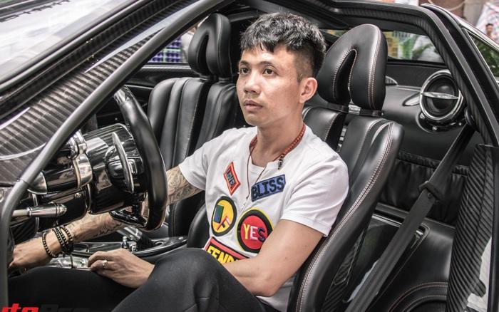 Minh 'nhựa' lần đầu nói về chuyện chơi siêu xe tại Việt Nam: 'Có thể mình già rồi nên kiêng kỵ tốc độ'