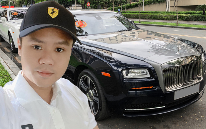 HOT: Loạt xe khủng đưa dâu trong đám hỏi Phan Thành, chú rể cầm lái Rolls-Royce Wraith 34 tỷ đồng