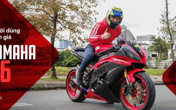 Chơi xe kiểu ngược đời: Đổi từ Kawasaki Z1000 xuống Yamaha R6 cũ nhưng Vlogger Navu tiết lộ lý do khiến ai cũng thấy thuyết phục