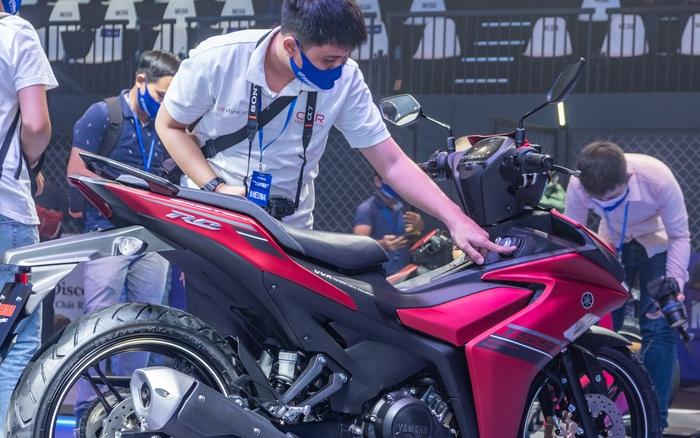 Yamaha Exciter 2021 gây sốt trên mạng xã hội: Đa số chê thiếu ABS và ngoại hình cóp nhặt từ xe khác