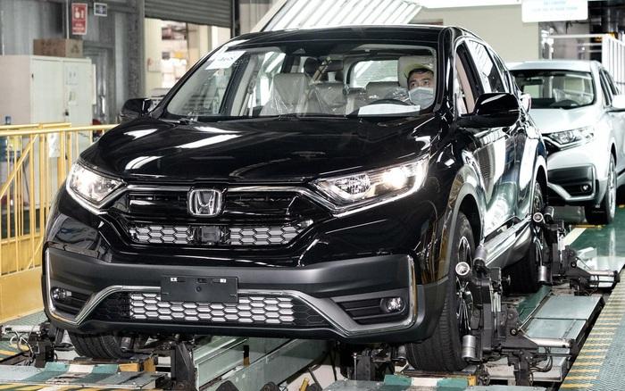 Chênh 120 triệu đồng, đâu là phiên bản Honda CR-V 2020 đáng mua nhất?