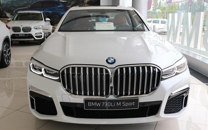 BMW 7-Series dọn kho giảm giá còn từ hơn 3,3 tỷ đồng: Sedan 'full-size' giá rẻ nhất Việt Nam - kết quả xổ số ninh thuận