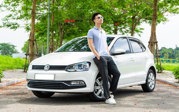 Người dùng đánh giá Volkswagen Polo: 700 triệu không có gì mấy ngoài cảm giác lái thể thao