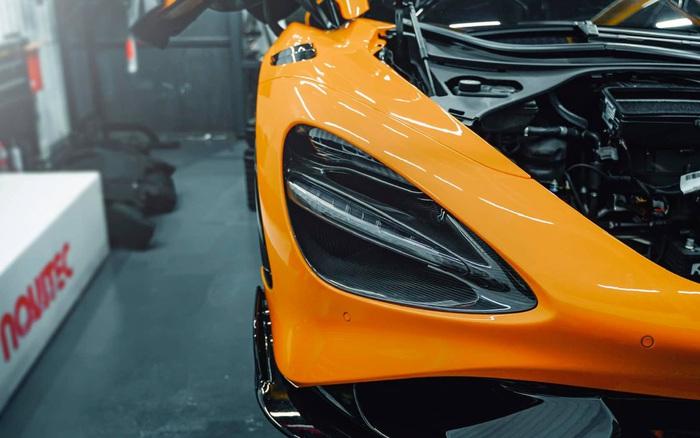 Lộ diện McLaren 765LT đầu tiên tại Việt Nam nâng cấp gói độ Novitec giá hàng tỷ đồng - gi�� v��ng h��m nay