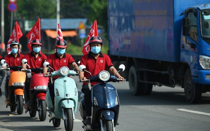 OSAKAR- thương hiệu xe điện Việt Nam tham vọng vươn ra quốc tế - ảnhchụplén