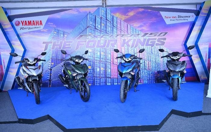 Yamaha Việt Nam khuyến mại 'khủng' chào Xuân Tân Sửu 2021
